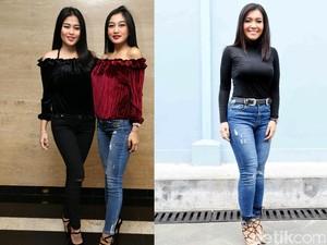 Merahnya Pipi Pamela Duo Serigala, Denada Kangen Ihsan Tarore