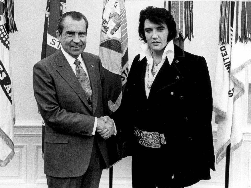 Harry Styles hingga Ansel Egort Bersaing Bintangi Film Tentang Elvis Presley