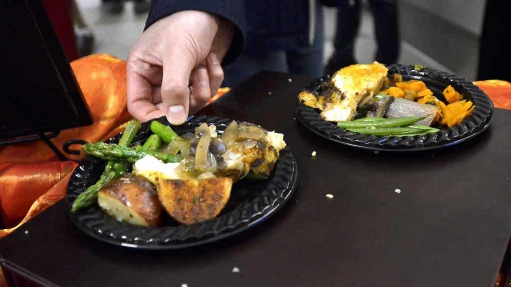 Buka 24 Jam, Resto di Universitas Amerika Ini Sajikan Makanan Halal