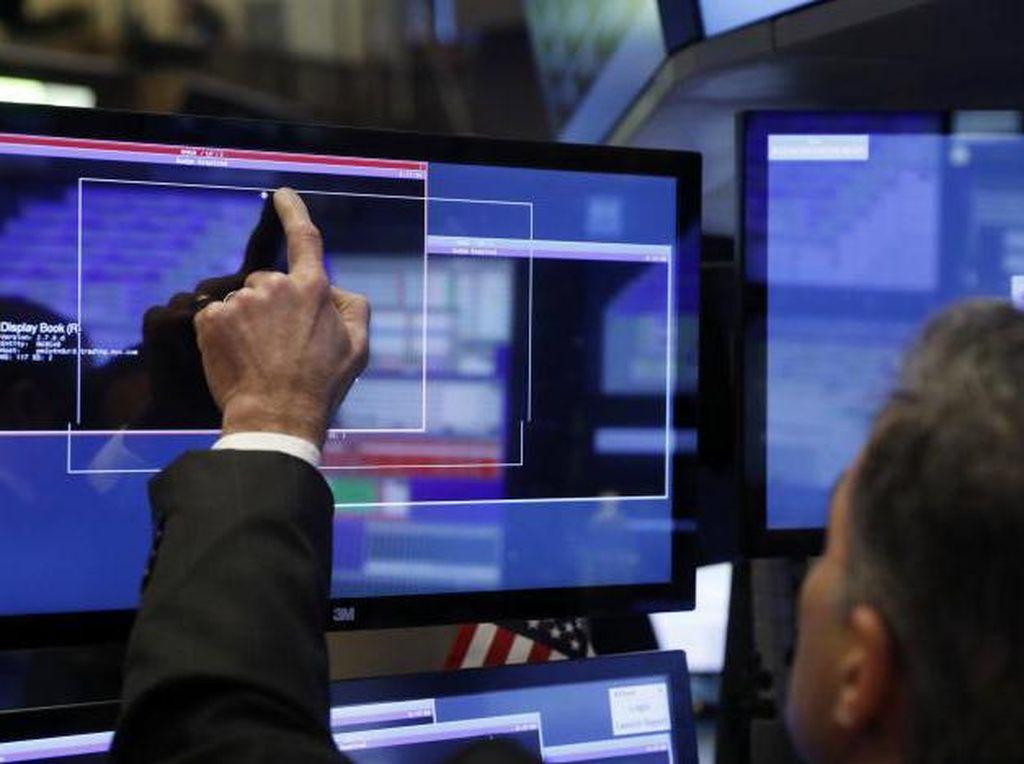 Respons Data Konsumen, Bursa Saham AS Dibuka Menguat