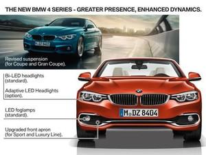 BMW Segarkan Seri 4