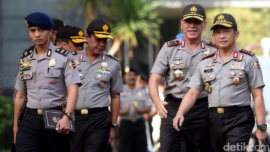 Soal Jenderal Otak Hansip, Kapolri: Banyak Hansip Jadi Sarjana