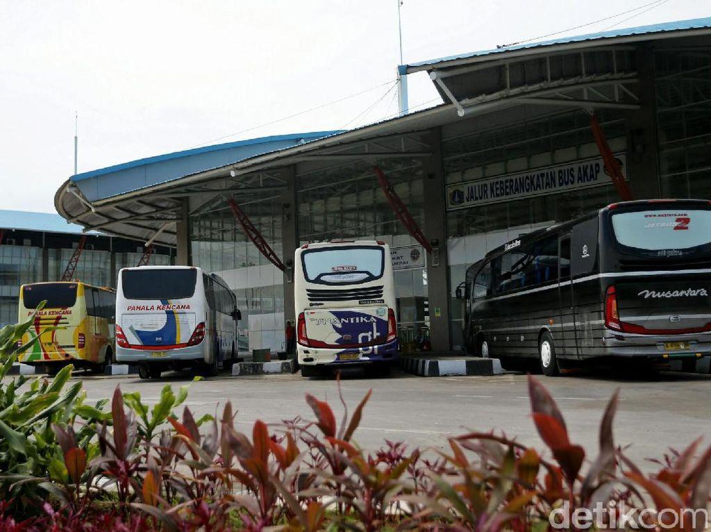 Menakar Masa Depan Terminal Pulogebang