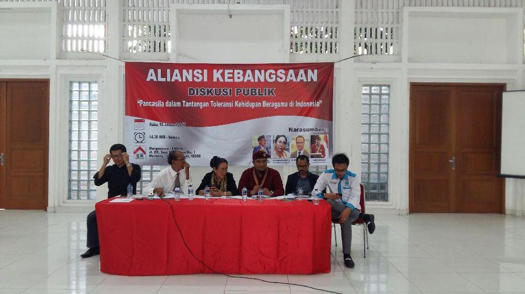 Pancasila Dinilai Masih Relevan Payungi Perbedaan di Indonesia