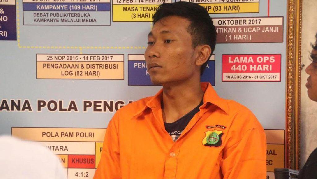 Casriah Dibunuh Suami Sirinya di Hotel Flamboyan karena Hamil