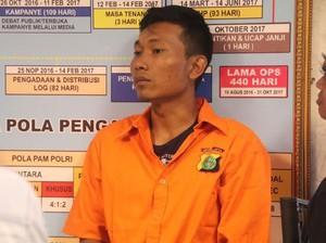 Polisi: Casriah yang Dibunuh di Hotel Flamboyan Hamil 8 Bulan