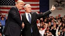 Trump Tiba di Washington DC untuk Pelantikan Presiden AS