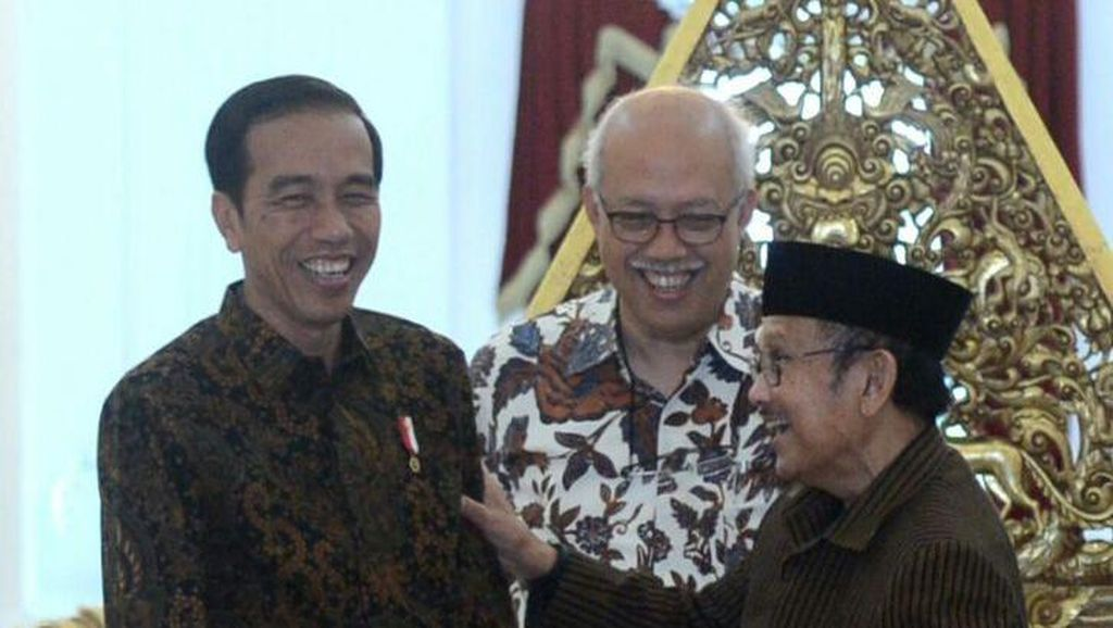 Soal Peluang Diskusi Antara Jokowi dengan SBY, Ini Kata Istana