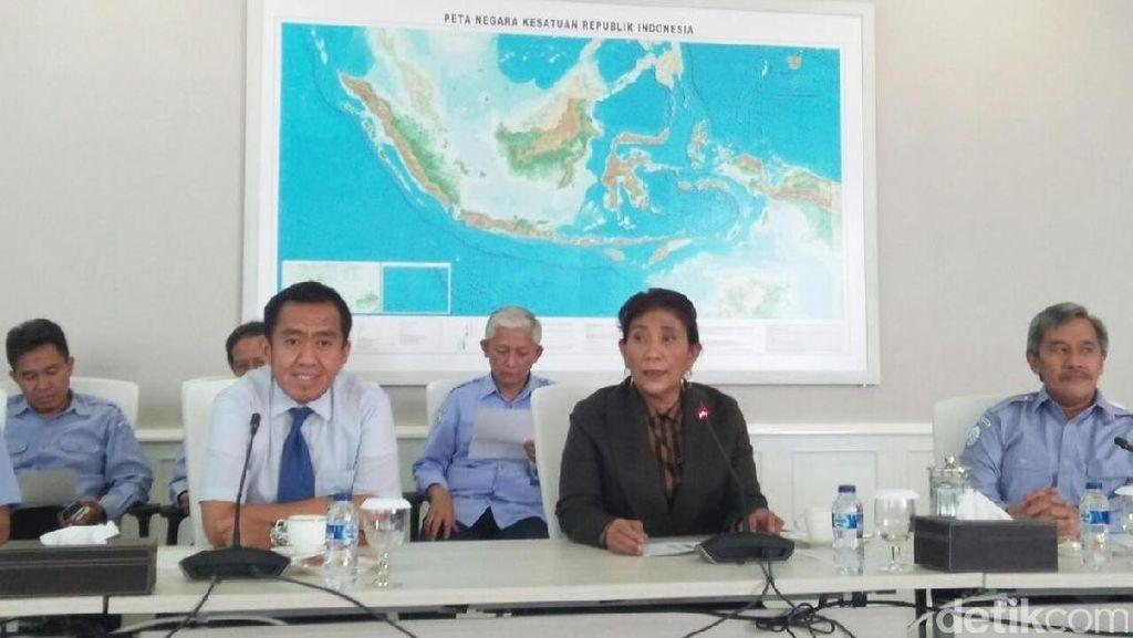 Agustus, Susi Daftarkan 1.106 Pulau ke PBB