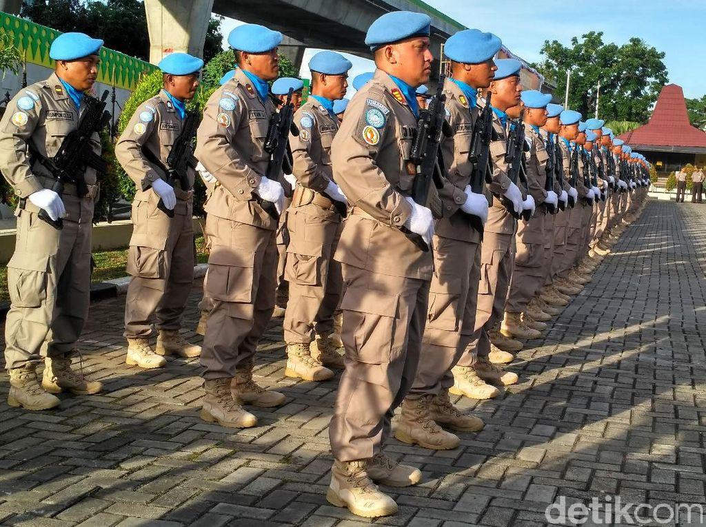 Pasukan Perdamaian Tertahan, Polri Kirim Personel ke Sudan Besok