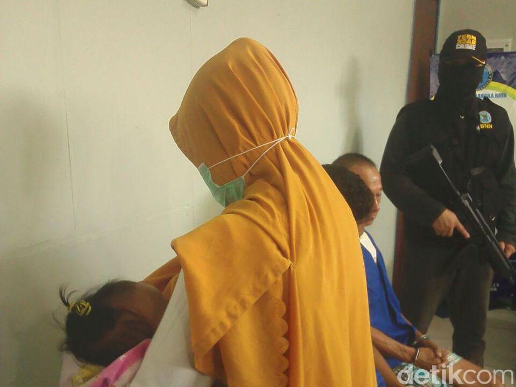 BNN Kalteng: Bayi Usia 5 Bulan Positif Narkoba