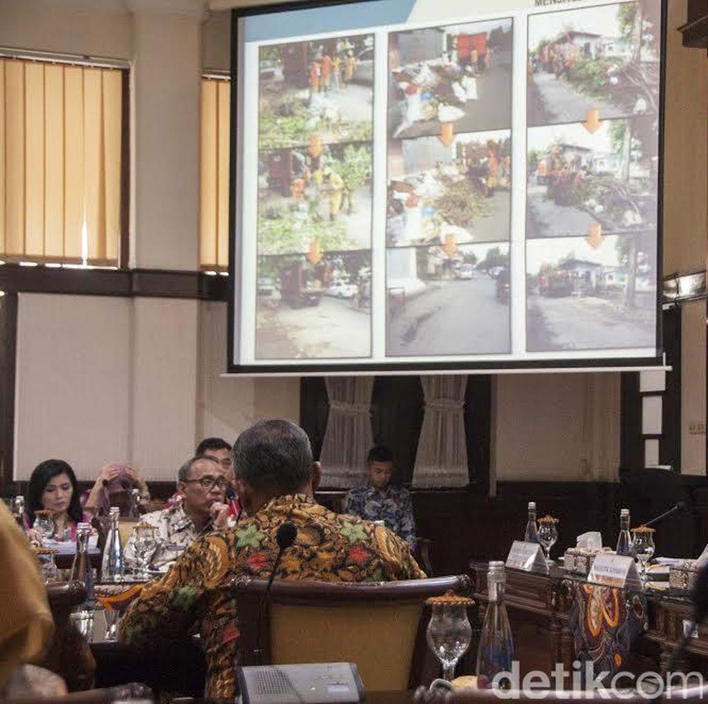 Surabaya akan Dianugerahi Samkarya Parasamya Purnakarya Nugraha