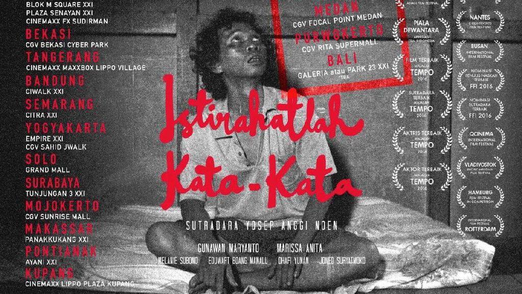 Tayang di 19 Layar, Film tentang Penyair Wiji Thukul Diserbu Penonton