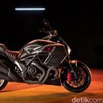 Ducati Bikin Diavel Diesel Edisi Terbatas