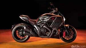 Ducati Diavel Diesel, Cuma Dibuat 666 Unit