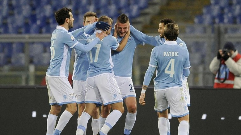 Lazio Akan Berjumpa dengan Milan di Babak Perempat Final