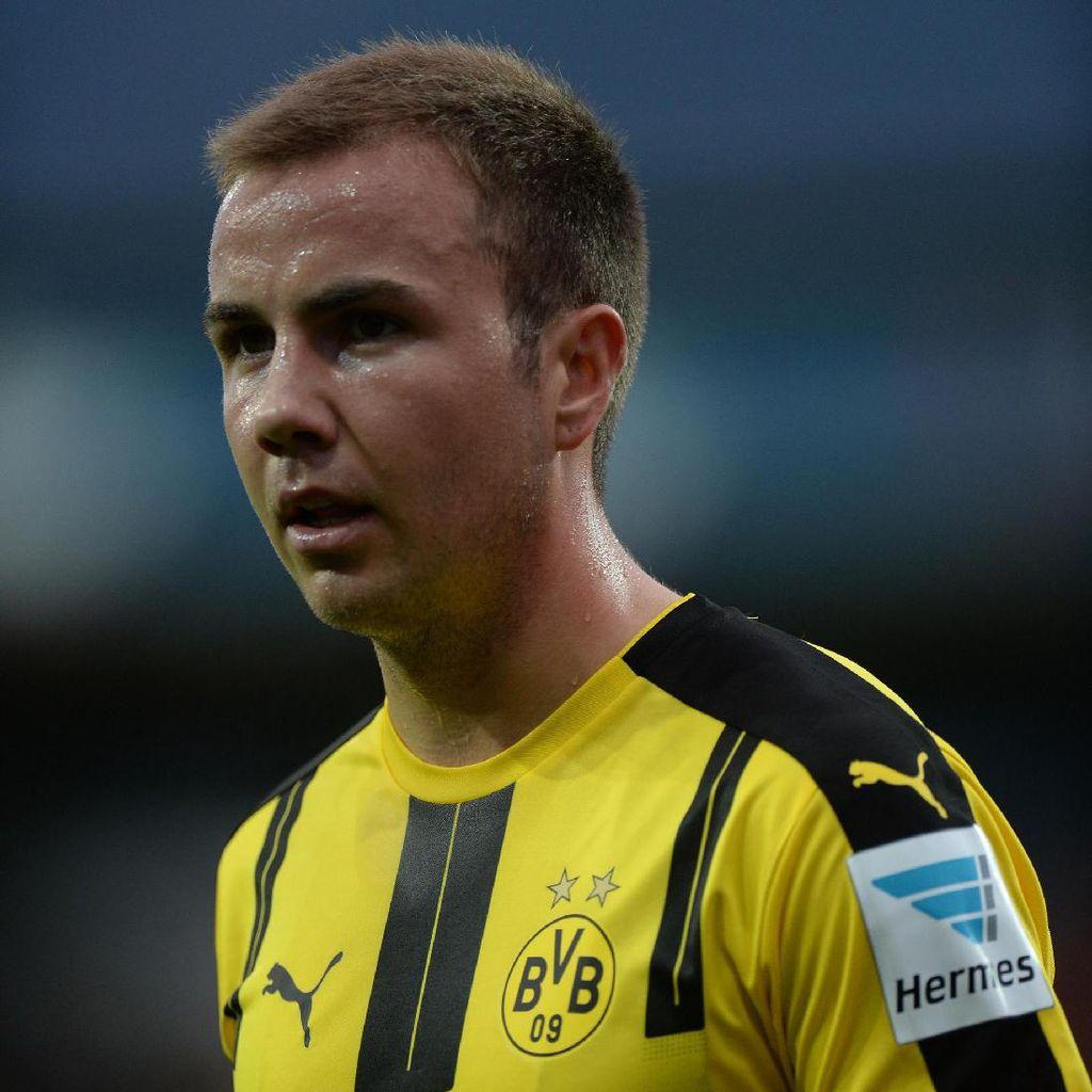 Dortmund Yakin Goetze Akan Pulih dan Kembali ke Puncak Performa