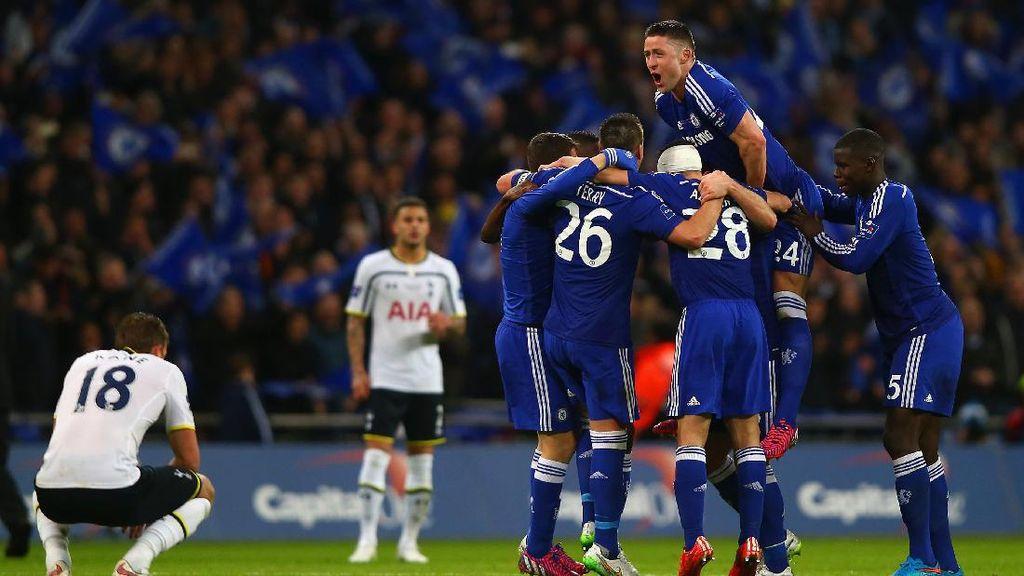 Cahill: Mengalahkan Spurs di Wembley 2015 Lebih Memuaskan daripada Juarai Liga Champions