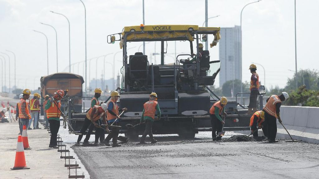 Jakasampurna-Kampung Melayu Lewat Tol, Berapa Tarifnya?