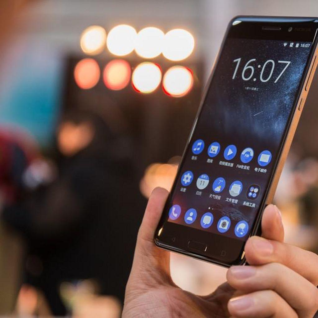 Stok Nokia 6 Ludes Terjual dalam Semenit