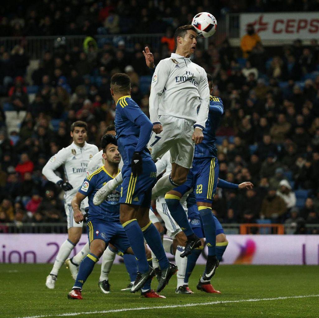 Casilla Masih Amat Yakin Madrid Mampu ke Semifinal