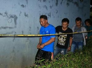 Pelaku Pembunuhan Rafika Ternyata Satpam Kompleks Perumahan