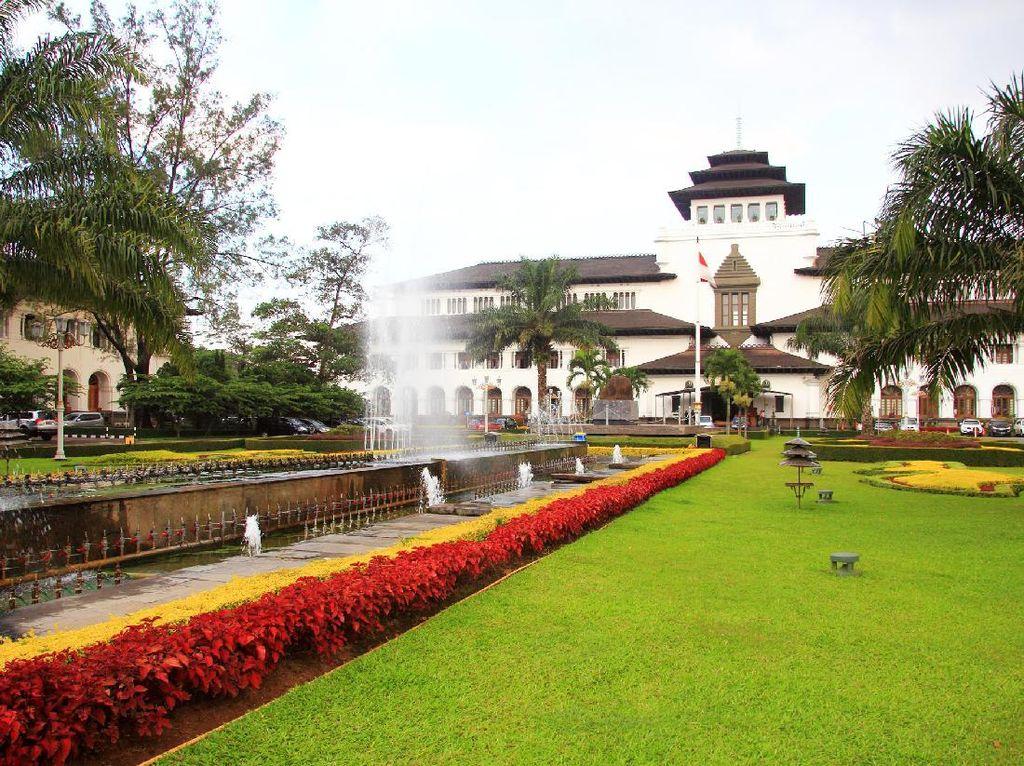 Corona Mewabah, Bandung dan Yogyakarta Berduet Kembangkan Wisata Domestik