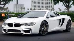 Begini Jadinya Kawin Silang BMW dan McLaren