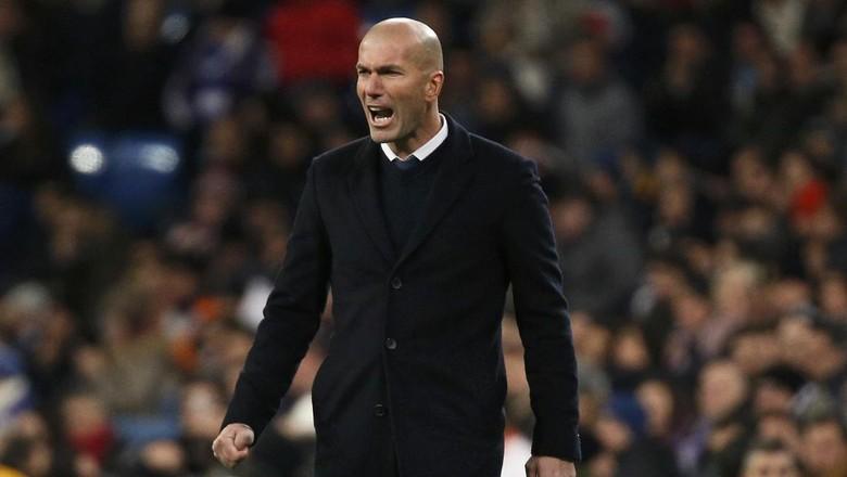 Zidane: Tetap Tenang, Madrid!