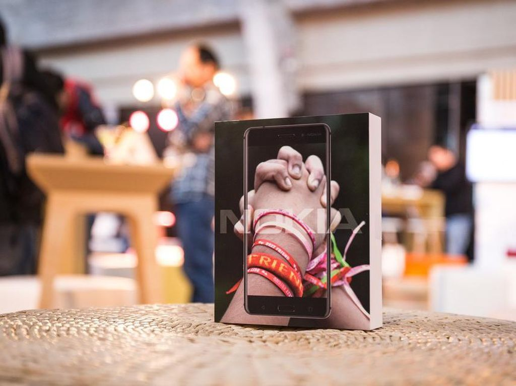 Nokia 6, Andalan Sang Mantan Raja di Indonesia