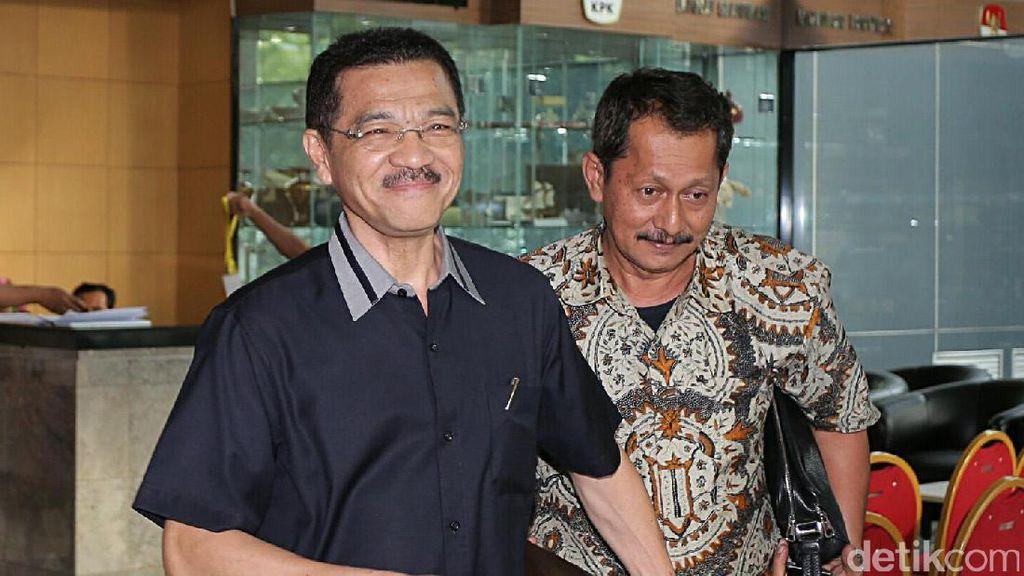 8 Jam Diperiksa KPK, Eks Mendagri Gamawan Fauzi: Melengkapi Saja