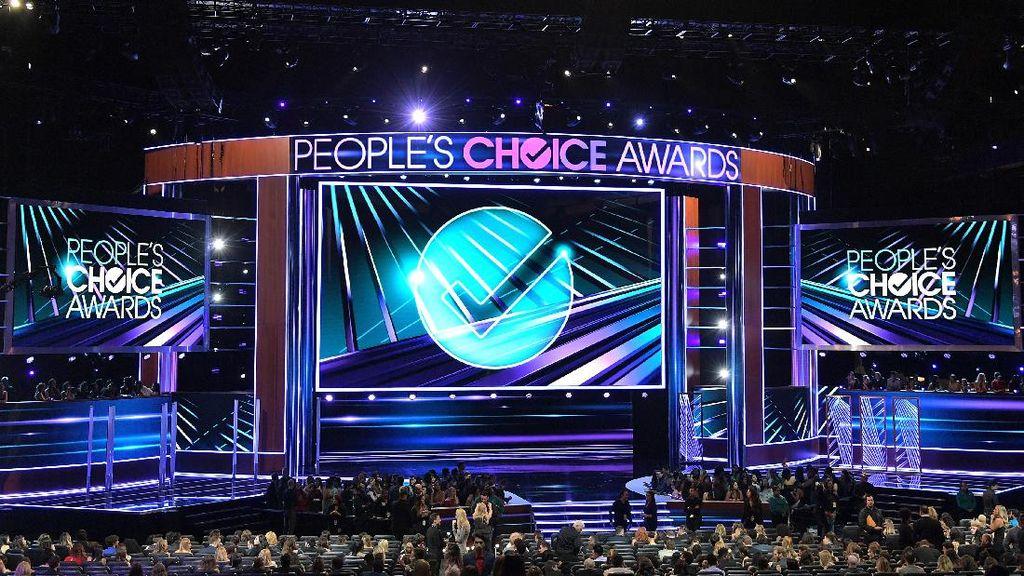 Daftar Pemenang Film dan Serial TV di Peoples Choice Awards 2017