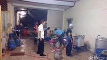100 Ton Beras Disiapkan untuk 16.835 KK Korban Banjir