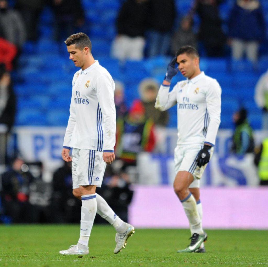 Casemiro Akui Madrid Tak Bermain Baik
