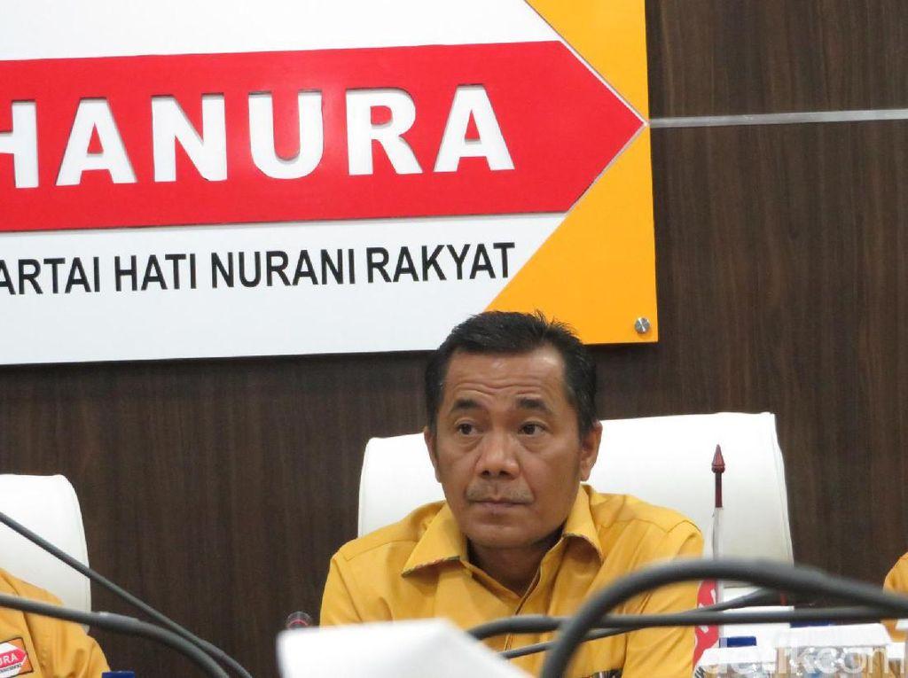 Cagub Mustafa di Lampung Tersangka, Hanura Ingin Alihkan Dukungan