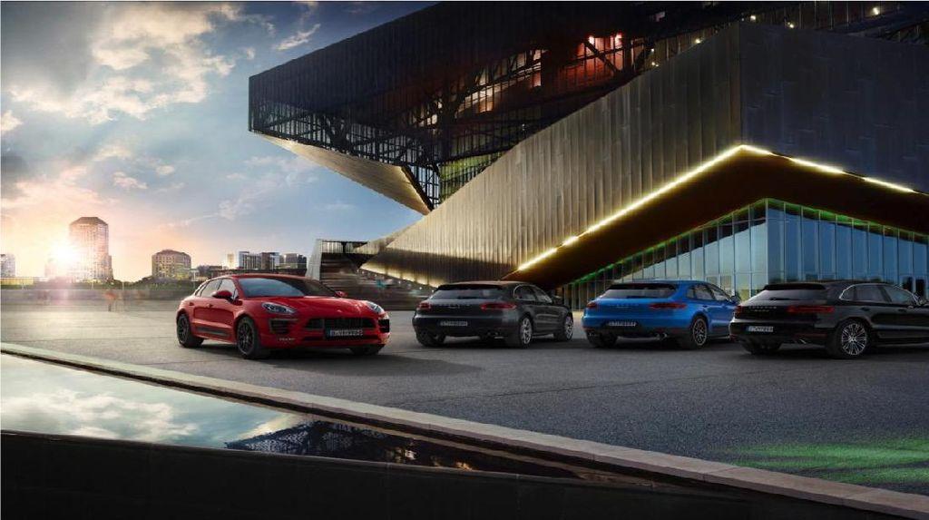 Porsche Centre Jakarta Beri Promo Asuransi Gratis 2 Tahun