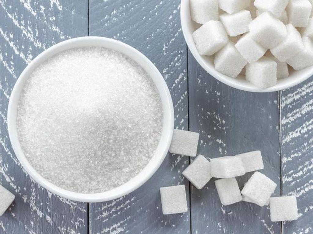 Gula Disegel Kemendag Berwarna Coklat, PTPN: Kelamaan Disimpan