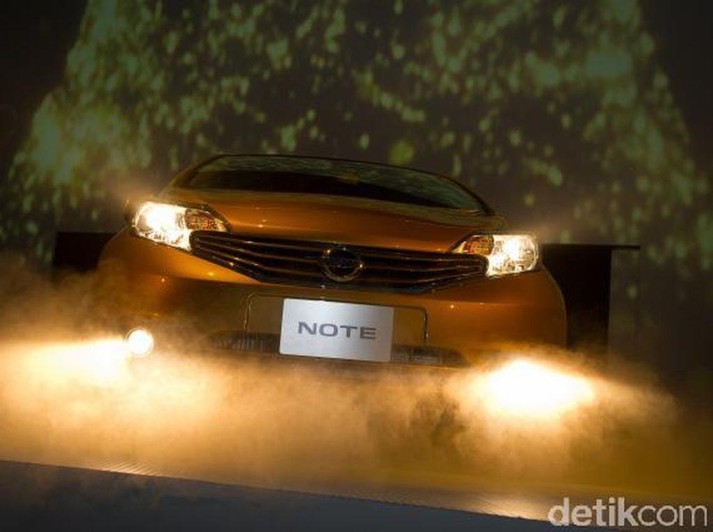 11 Bulan Nissan Jual 100.000 Mobil Note e-Power