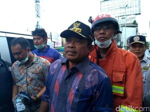 Plt Gubernur DKI Minta Lurah Tempatkan TPS di Lokasi Bebas Banjir
