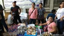 Rasyid Kaget Warung Milik Mertuanya di Pasar Senen Ikut Terbakar