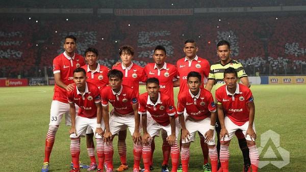 Bawa 28 Pemain ke Piala Presiden, Persija Sertakan Ryuji Utomo