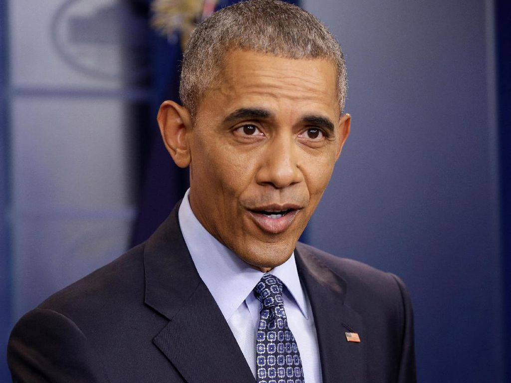 Obama akan Penuhi Undangan Jokowi untuk Liburan di Indonesia