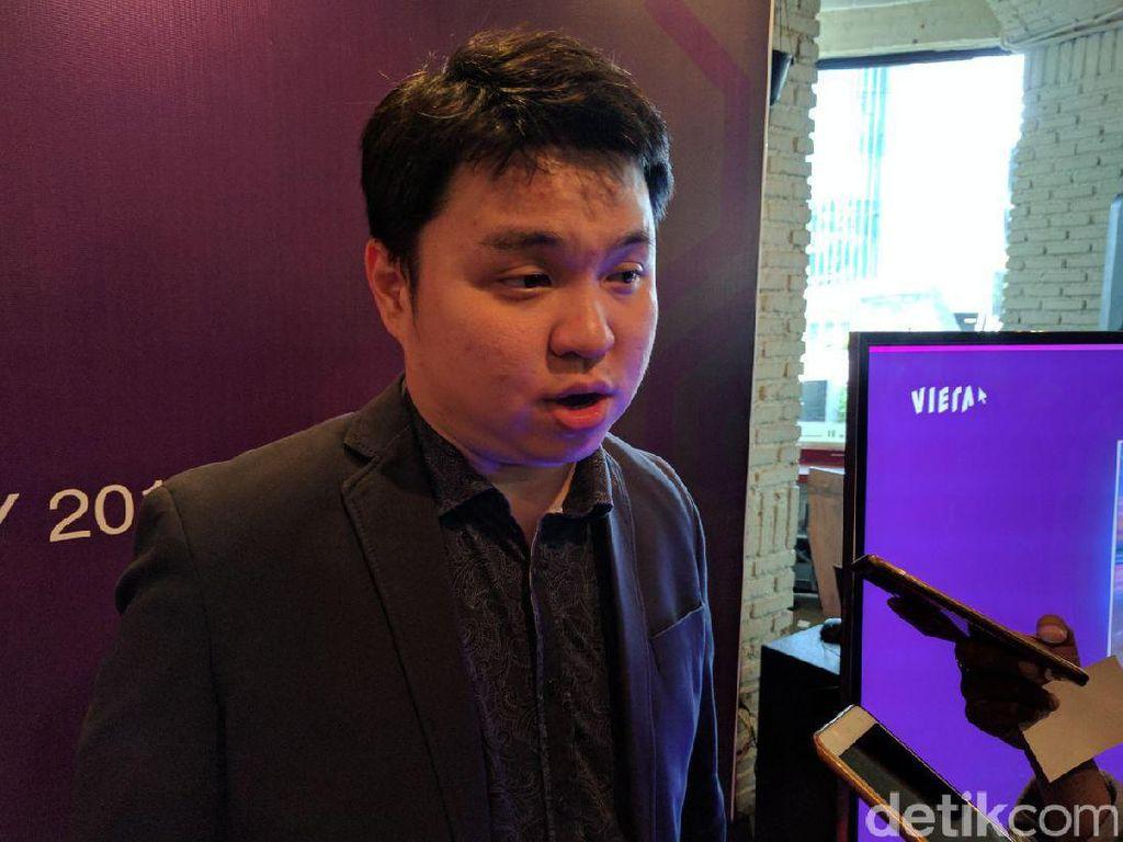 Panasonic Siap Boyong TV OLED ke Indonesia