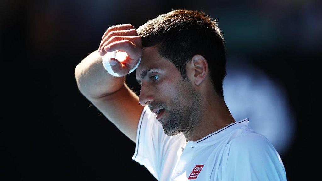 Djokovic Disingkirkan Petenis Peringkat 117 Dunia