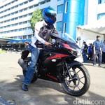Suzuki Undang Diler untuk Jajal Si Kembar GSX-R150 dan GSX-S150