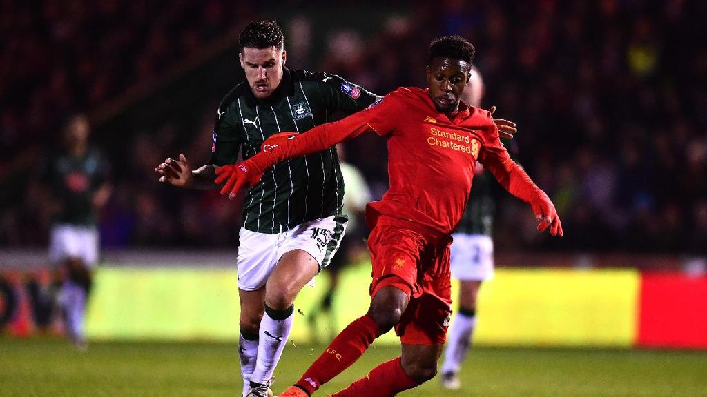 Gol Tunggal Lucas Loloskan Liverpool