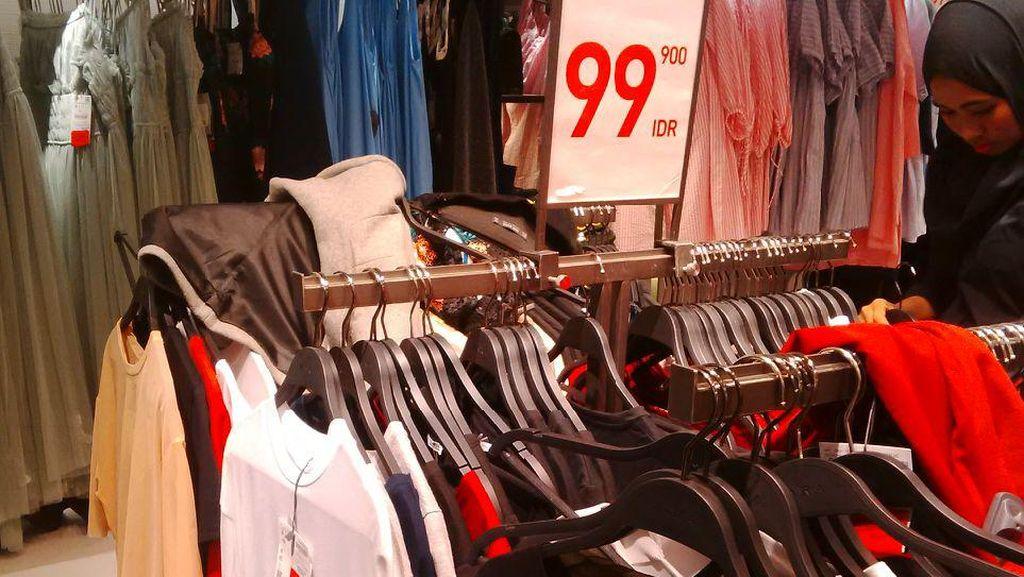 Zara Diskon Hingga 70%, T-shirt Mulai dari Rp 90 Ribu