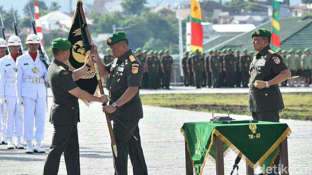 Operasi Tinombala Berhasil, Pangdam Merdeka Fokus ke Teritorial