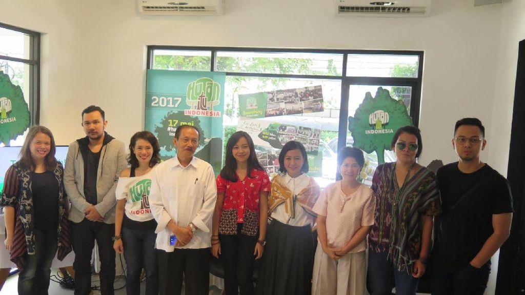 Musika Foresta Siap Boyong Musisi ke Hutan Indonesia