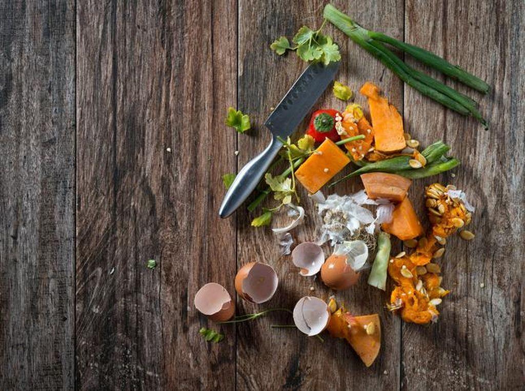 Duh! Indonesia Peringkat Kedua Negara Paling Banyak Buang Makanan